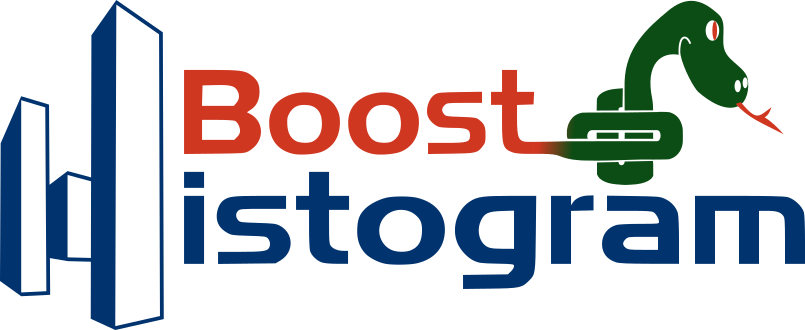 boost-histogram logo